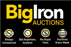 Big Iron Online Auctions