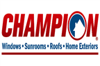 Champion Windows, Sunrooms and Home Exteriors